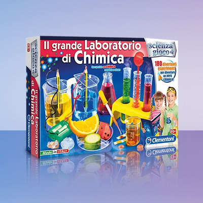 Laboratori creativi - scienza