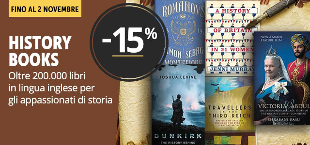 History Books -15%