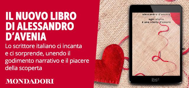 Alessandro D'Avenia - Ogni storia è una storia d'amore