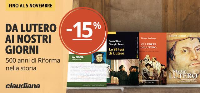Libri Claudiana -15%