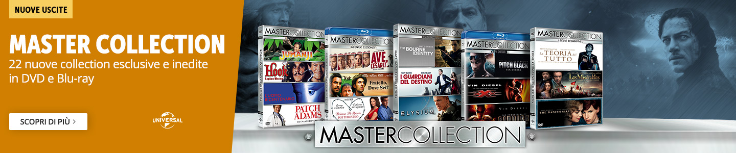New Master Collection!