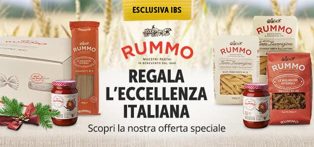 Pasta Rummo in offerta speciale
