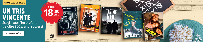 3 film a 18 €
