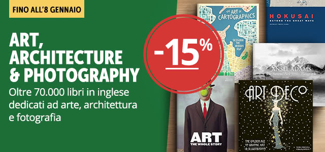 Art. Architecture & Photography -15%
