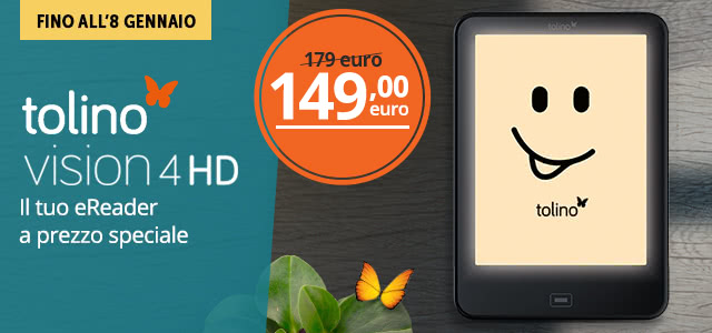 Vision 4 in offerta