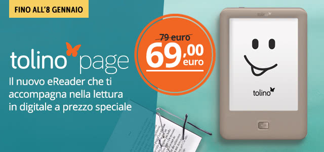tolino Page in offerta