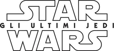 Star Wars Ultimo Jedi logo