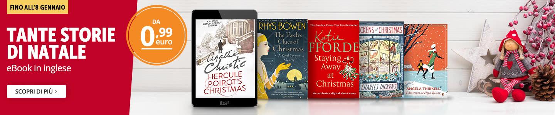 Tante storie di Natale da 0,99 euro