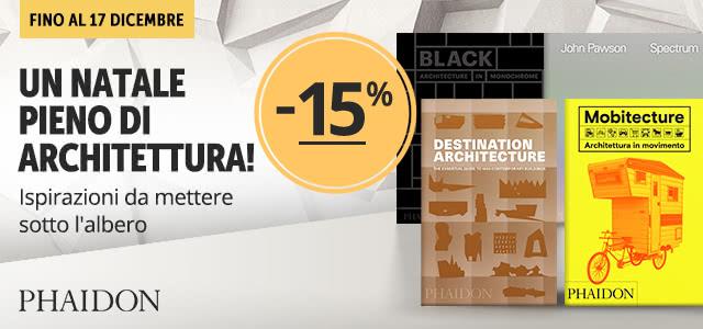 Libri di architettura Phaidon
