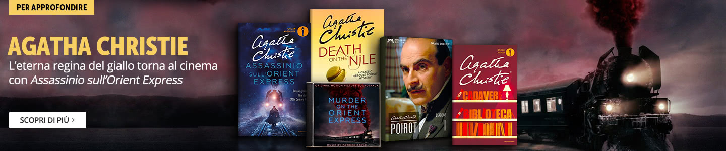 Agatha Christie torna al cinema