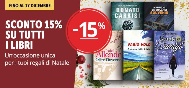 Tutti i libri -15%