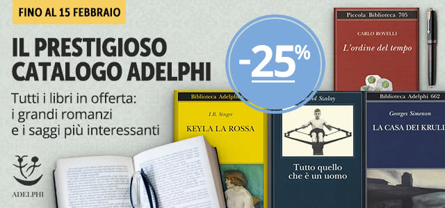 Adelphi -25%