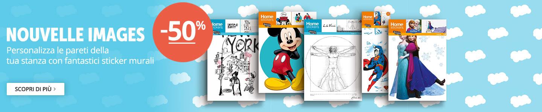 Sticker Nouvelle Images