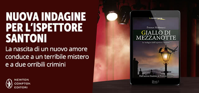 Franco Matteucci giallo di mezzanotte