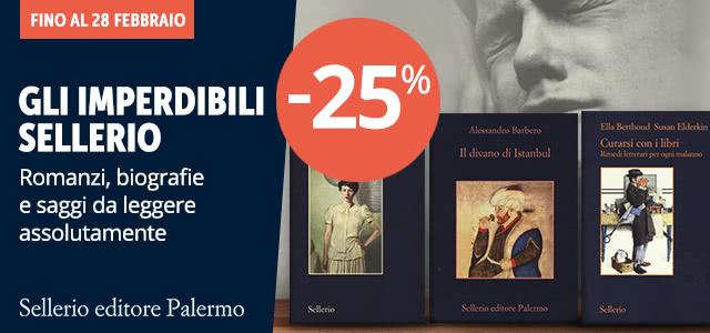Imperdibili Sellerio -25%