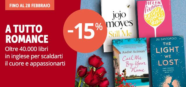 Romance -15%