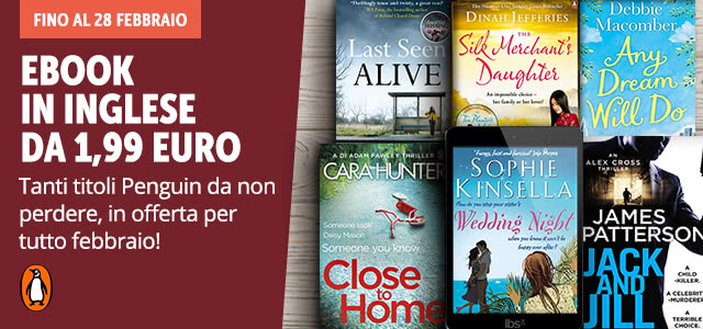eBook Penguin da 1,99 euro