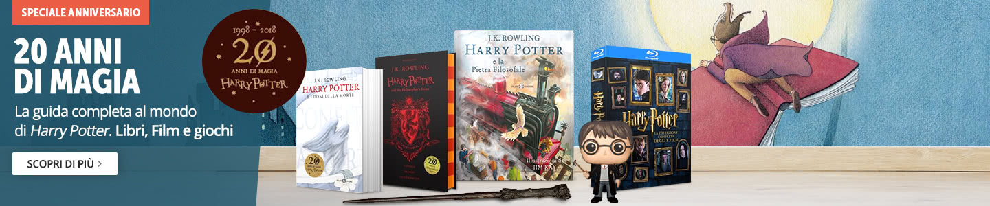 Harry Potter, la guida completa