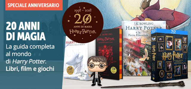 Speciale 20 Anni di Harry Potter
