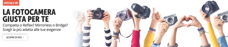 Fotocamere: la guida per scegliere