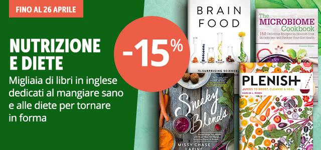 Nutrizione e Diete -15%