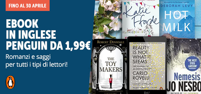 eBook Penguin 3,99 euro