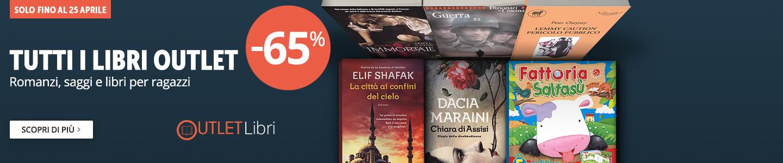 Outlet Libri -65%