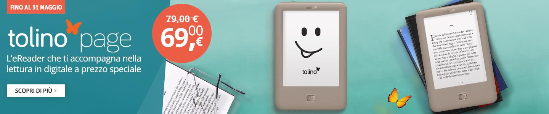 eReader Tolino in offerta