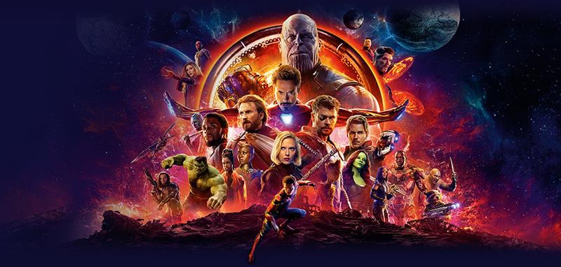Avengers Infinity War Film Giochi Libri
