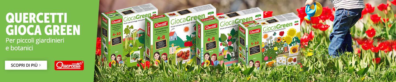 Quercetti Gioca Green