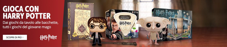 Gioca con Harry Potter
