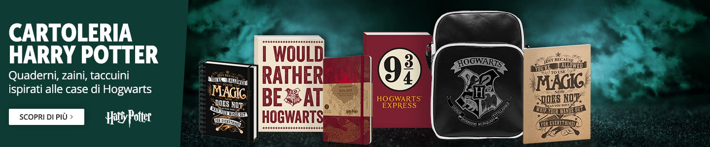 Cartoleria di Harry Potter
