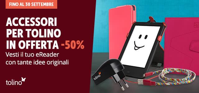 Accesssori tolino -50%