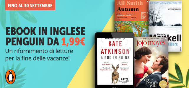 eBook in inglese Penguin da 1,99 euro