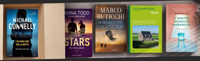 Consegna gratuita in italia sui libri novità e in prenotazione