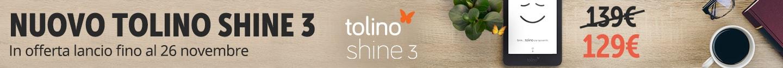 Img Stripe Bassa Tolino Shine 3 Offerta Lancio Ottobre 2018