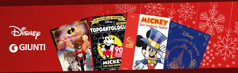 La Tazza Di Minnie E Mickey Mouse In Regalo Con 20 Di Libri Disney