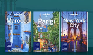 EDT Lonely Planet