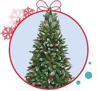 Addobbi Albero Natale.Addobbi Natalizi Alberi Di Natale Decorazioni E Luci Ibs