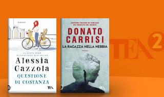 2 libri TEA a 9,90€