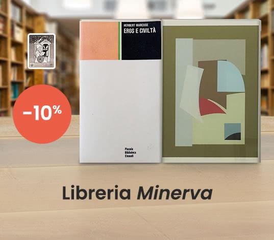 Libreria Minerva -10%