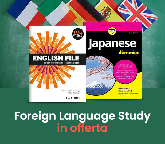 Foreign Language Study in offerta