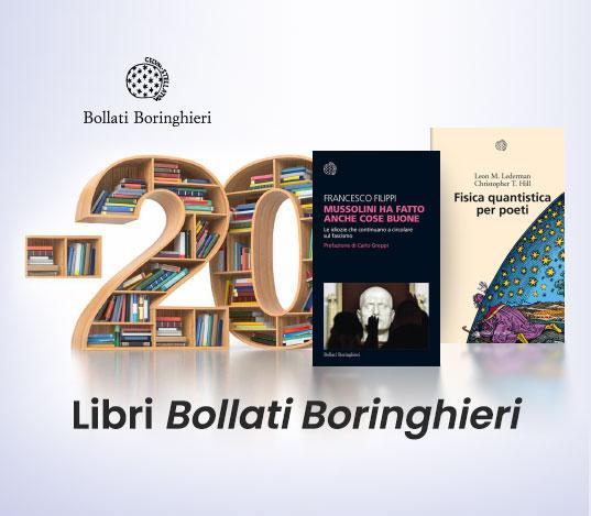 Bollati Boringhieri -20%