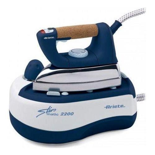 2200 stiromatic ferro da stiro con caldaia potenza 2000 w colore bianco e blu