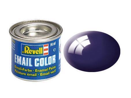 Vernice A Smalto Revell Email Color Night Blue Gloss (32154) - 2