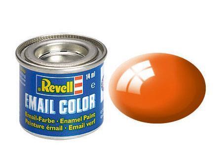 Vernice A Smalto Revell Email Color Orange Gloss (32130) - 2