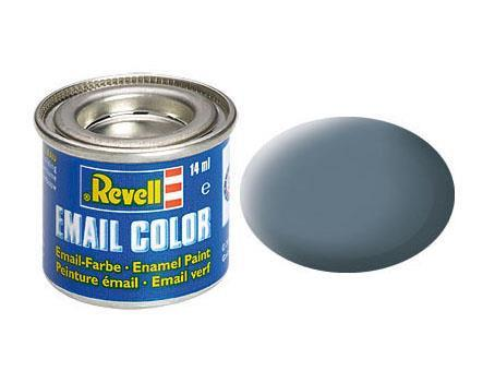 Vernice a Smalto Revell Email Color Greyish Blue Mat