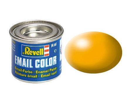 Vernice A Smalto Revell Email Color Yellow Silk (32310) - 2