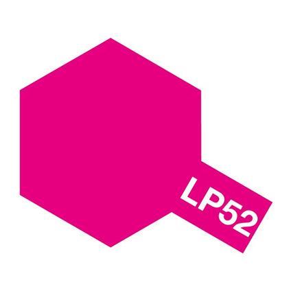 Vernice Laccata Lp52 Rosso Traslucido