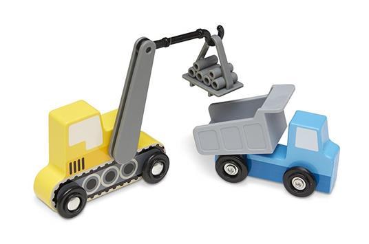 Melissa & Doug 13180 veicolo giocattolo Legno - 8